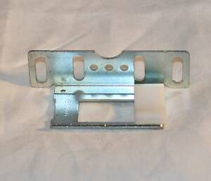 Hormann-Garador-garage-canopy-door-lock-catch-bracket-amp-spring-support