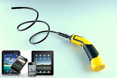 Vividia WiFi Wireless 9mm Flexible Inspection Camera for iPhone/iPad/Android