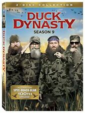 DUCK DYNASTY  - SERIES 9  season  - DVD - UK Compatible