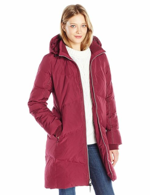 convenience goods bright n colour world-wide free shipping new! Lands' End Women's Won't Let You Down Coat Hooded long puffer Sz xs 2-4