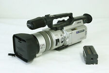 """Sony DCR-VX2000 Digital Handy Camcorder """"Sold As Seen"""" Tested from Japan!!"""