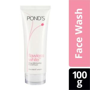 Ponds-Flawless-White-Deep-Whitening-Facial-Foam-100gm-FS