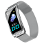 Indexbild 13 - Damen Smartwatch Premium Bluetooth Uhr HD Display Herzfrequenz Blutdruck iOS IPX