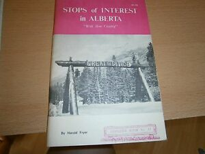 Buch-Stops-of-interest-in-Alberta-Wild-Rose-Country-in-englisch