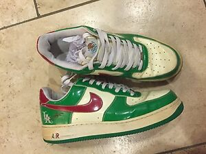 low priced dc4ad 19046 Image is loading Nike-AirForce-1-Mr-Cartoon-Sz-12