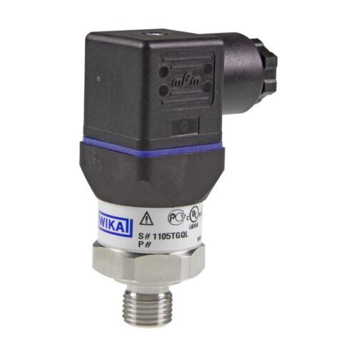 WIKA A-10-12719251 4-20 mA 0…4 bar Elektronischer Drucktransmitter