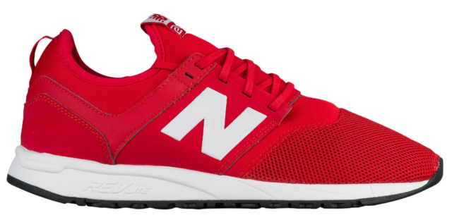 Size 12 - New Balance 247 Red - MRL247RW