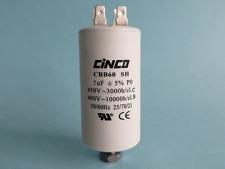 1uF RunCapacitor ICAR P0 Plastic 400//450//500V Long Life motor pump spa dryer