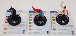 Heroclix Batman 047  DC Batman Streets of Gotham w// Card