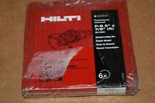 Hilti P S 5 X 78 Universal Diamond Cutting Disc 6 Pcs 2118791