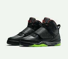 Jordan Son Of Mars GS UK 5.5 EUR 38.5 Black Gym Red (512246-006)  New with box
