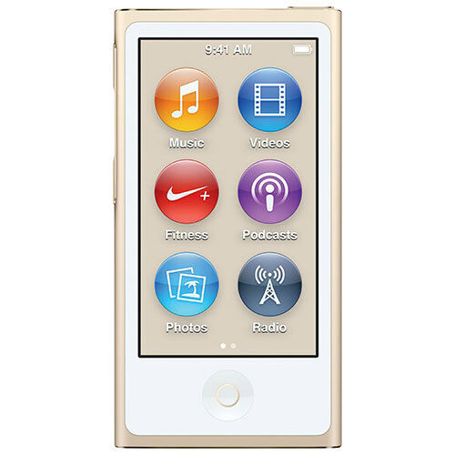 Apple iPod nano 7th Generation Gold (16GB) - GRADE B