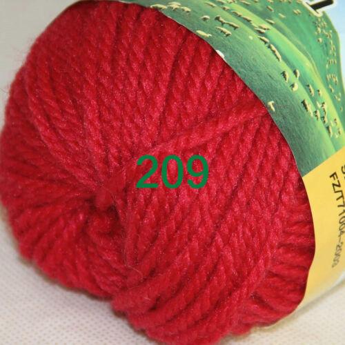 Venta 1 Bola 50g blanda cálida gruesa lana gruesa Mano Envolvente Chal Bufanda Hilo Tejer