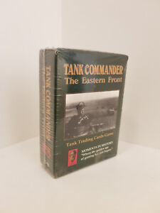 Tank-Commander-The-Eastern-Front-Booster-Sealed-60-cards