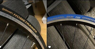 FORCE Fahrrad 2 Stück Conti Schwalbe Rennrad Trekking Rennrad Schlauch