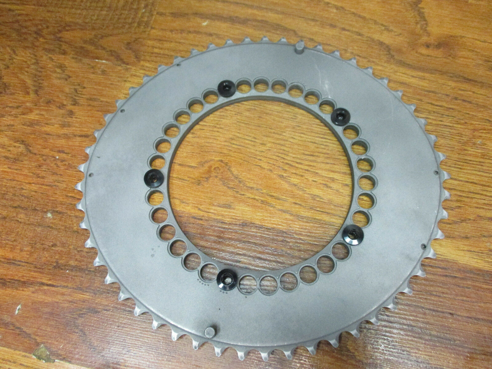 ROTOR OCP SYSTEM 130 BCD 53 39T CHAIN RING SET & BOLTS