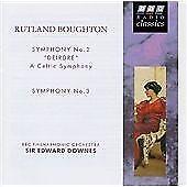 "Rutland Boughton: Symphony No. 2 ""Dierdr CD Incredible Value and Free Shipping!"