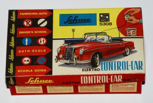 Reprobox für das Schuco Elektro Control-Car 5308 ohne Inneneinsatz