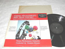 "Krauss ""Strauss:Vienna Philmarmonic New Yr Concert""1950's LP,Nice VG++!,Richmond"