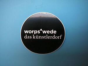 034-Worpswede-034-Das-Kuenstlerdorf-nahe-Bremen-Aufkleber
