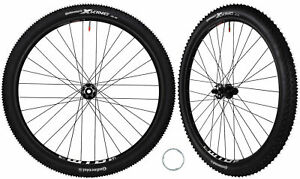 CyclingDeal-WTB-ST-i25-Mountain-Bike-Bicycle-Wheelset-11-Speed-29-034-Front-15x100m