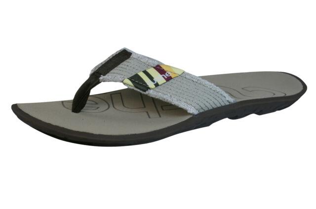 Cushe Flipper Mens Flip Flops / Sandals - UM00831UB - See Sizes
