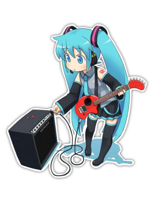 Vocaloid Hatsune Miku Anime Car Decal Sticker 001