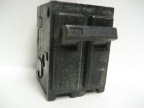 * ITE  60 AMP 2 POLE CIRCUIT BREAKER TYPE EQ-P QP2-B060 CHIPPED ... UA-34A