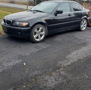 2005 BMW Série 3 sport