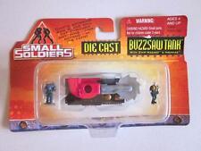 Small Soldiers Kenner DIE CAST BUZZ SAW TANK Insaniac & Chip Hazard 1998