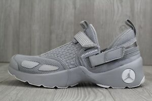 7448d8d043c51f 32 New Men s Air Jordan Trunner LX Low Grey White Shoes Sizes 9 - 14 ...