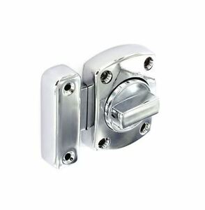 SECURIT-S5456-CHROME-SUPERBOLT-BATHROOM-TOILET-DOOR-LOCK-CATCH-LATCH-BOLT