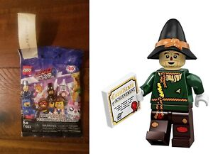 LEGO Movie 2 Minifig Series 71023 Wizard Of Oz # 18 Scarecrow SEALED NEW