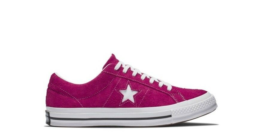 CONVERSE VINTAGE ONE STAR PINK PINK PINK SUEDE STYLE  162575C 18bc8c