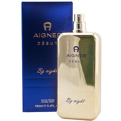 Aigner DEBUT DÉBUT By night 100 ml Eau de Parfum EdP Spray