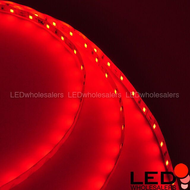 UL 24V 8.2-ft Super-Bright Flexible LED Light Strip Ribbon with 540xSMD3014 53W