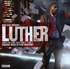 Luther [Songs and Score from Series 1, 2 & 3] by Paul Englishby (CD, Sep-2013, Silva Screen)