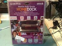 Sealed Audiovox Satellite Radio Home Kit Shuttle Dock Sirhk3 Sirius Xm Pnp3