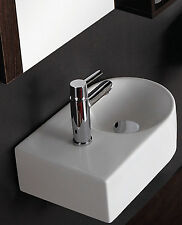 Burgtal 17534 Design Keramik Wandmontage Waschbecken Handwaschbecken BKW-06