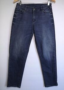 Witchery-Women-039-s-Blue-Ankle-Jeans-Size-8