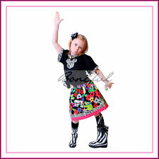 BonEful Boutique GIRL Disney Character Dress Outfit Pageant Vacation Cruise Trip