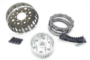 Ducati-embrague-cesta-embrague-pastillas-freno-embrague-newfren-nucleo-set-con-herramienta-nuevo