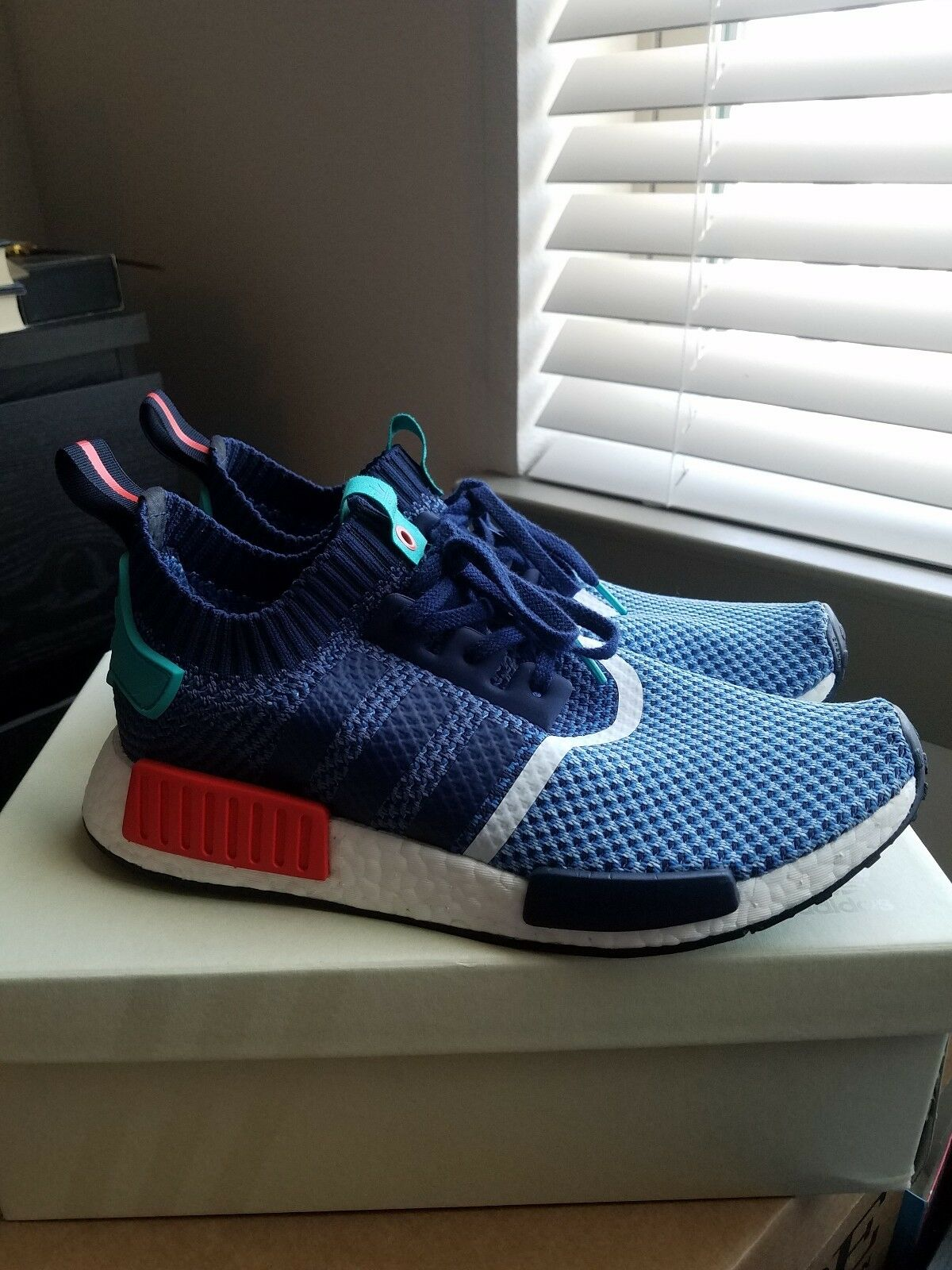 BB5051 - Adidas NMD R1 Packers - US 8.5 - Lightly used
