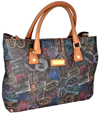 Moka Martini Woman Tracolla Spalla Donna Alviero Bag Brown Borsa xBodeWrC