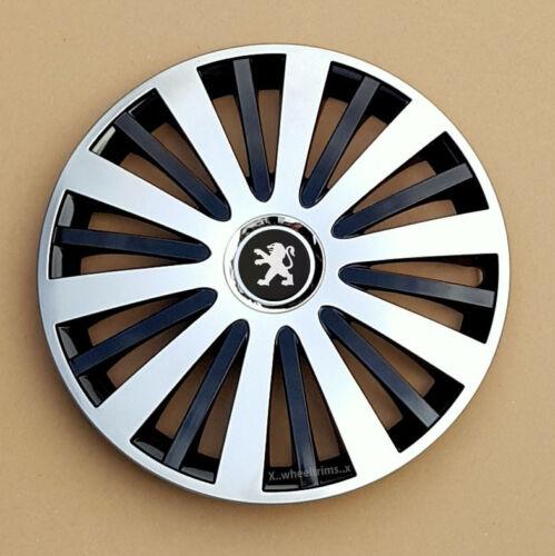 """4x14/"""" rueda adornos para encajar Peugeot 206 cantidad 4"""