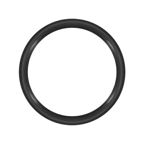 50pcs O-Rings Nitrile Rubber 4mm-16mm OD 1mm Width Seal Rings Sealing Gasket