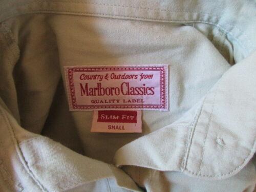 Taglia S Marlboro 57 Classics A Verde Camicia w1fqtSxw