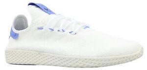 Adidas Pharrell Williams Tennis Hu Sneaker Turnschuhe Schuhe weiß BD7521 NEU