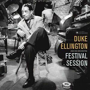 Ellington-Duke-amp-His-Orchestra-Festival-Session-New-Vinyl