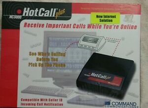 Command Communications Hotcall HC3000 - New